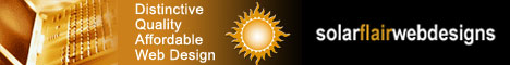 SolarFlair Web Designs